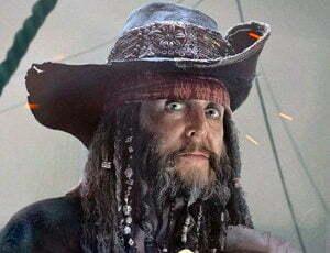 ポール・マッカートニー パイレーツ・オブ・カリビアン 海賊