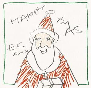 エリック・クラプトン ハッピー・クリスマス