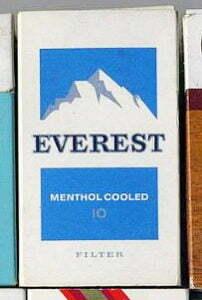 アビイ・ロード タバコ エベレスト