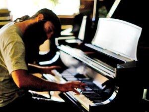 ピアノロック