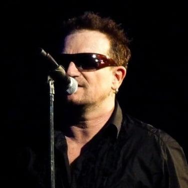 U2 ボノ