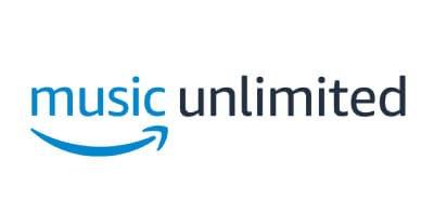 Amazon Music Unlmited ロゴ